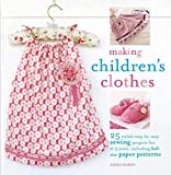 Ryland Peters & Small Cico Books-Making Children's Clothes