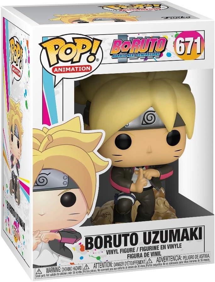 Animation Funko Pop Boruto Boruto Uzumaki