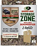 Mossy Oak Storage Zone Refillable Dehumidifier Refills (3)