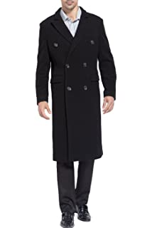 Mens Single Lining46 Gold Mod Breasted Coat with Satin Overcoat Camel Cromby Wool Covert Winter Warm XTOPkuiZ