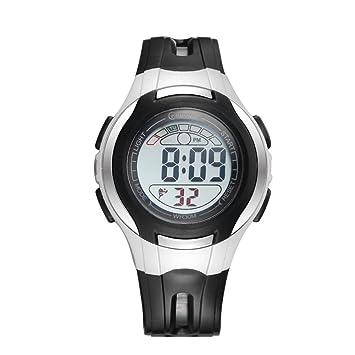 Amazon.com: IVIOLJO - Reloj digital para niños, resistente ...