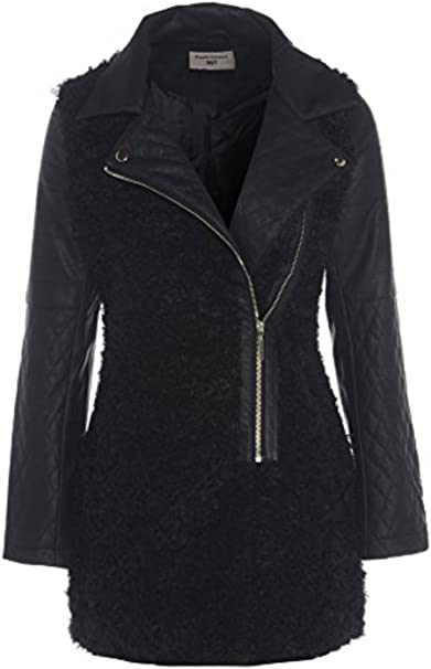 Parka Cappotto SS7 Manica Lunga Donna