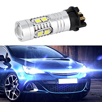 Xenon - Bombillas LED para BMW F30 Serie 3 (sin errores, PW24W), color blanco: Amazon.es: Coche y moto