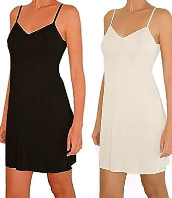 Popular Womens Non-Cling Silky Smooth Full Slip