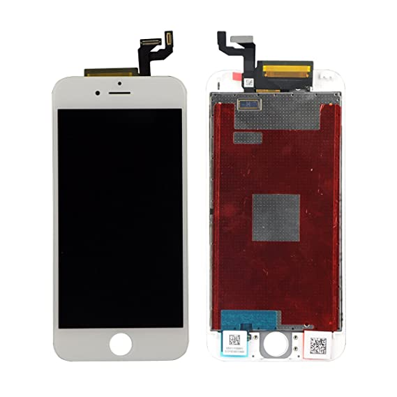 Image Unavailable. Image not available for. Color  White iphone 6s 4.7 inch  Retina LCD Touch Screen ... 82c0edb1cd