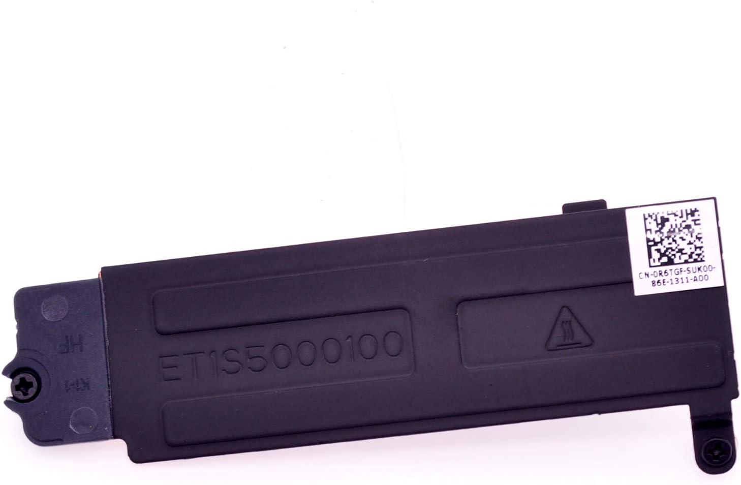 Deal4Go NVME 2280 M.2 SSD Heatsink Bracket Cover for Dell Latitude 7480 7490 7380 7280 7290 0R6TGF R6TGF