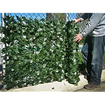 Amazon.com : Best Choice Products Faux Ivy Privacy Fence