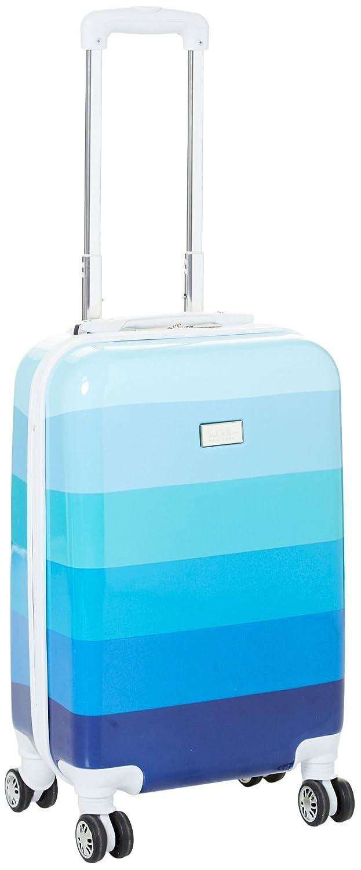 "Nicole Miller Rainbow 20"" Hard-Sided Luggage Spinner"