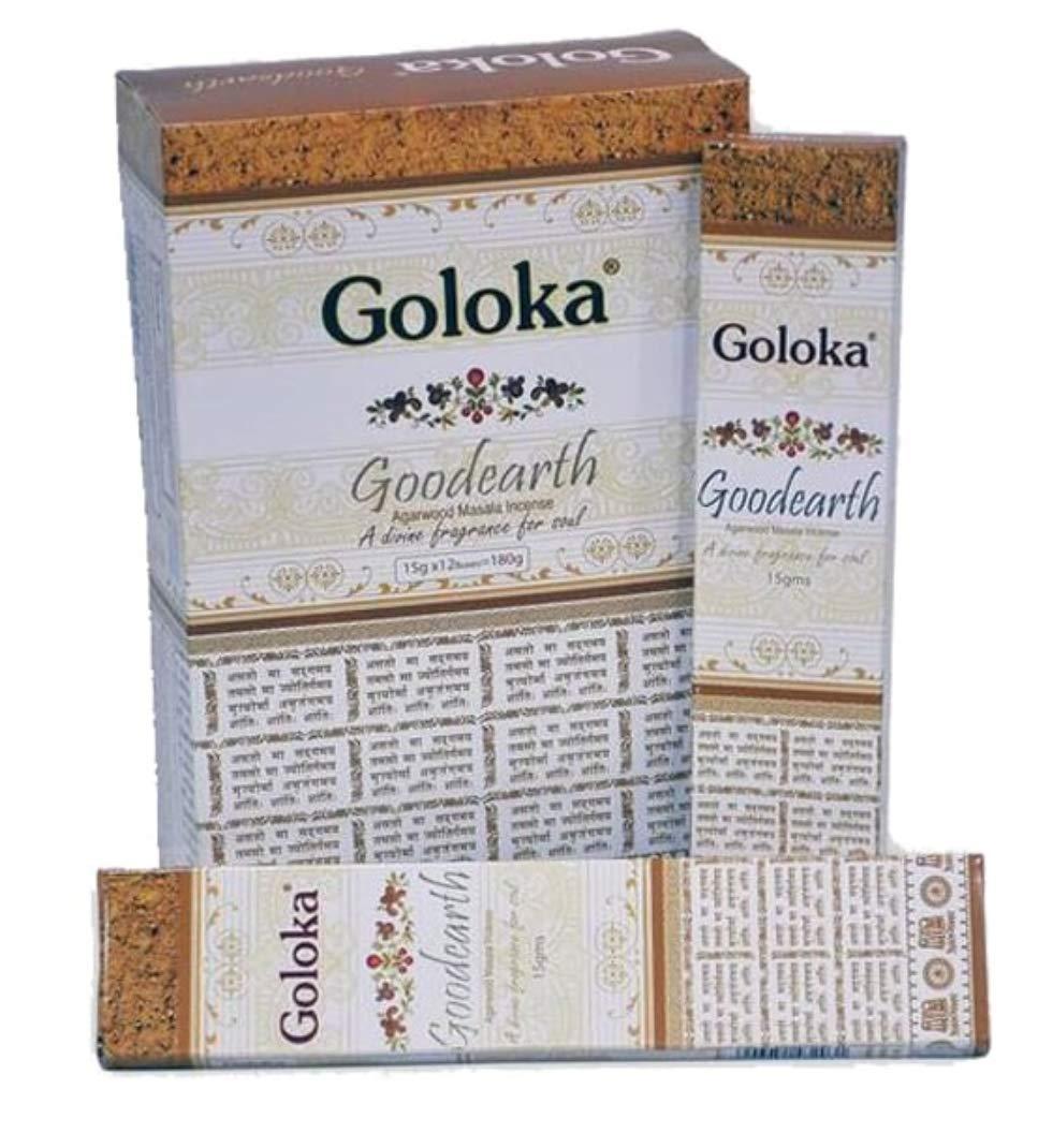 最低価格の Golokaブランドの香り B07GH1TC47。 PREMIUM GOODEARTH (AGARWOOD) PREMIUM PREMIUM GOODEARTH ( AGARWOOD ) ) 2 X 15g ( 30g Total ) ( 2 Box ) B07GH1TC47, priroda:7f82ebf9 --- egreensolutions.ca