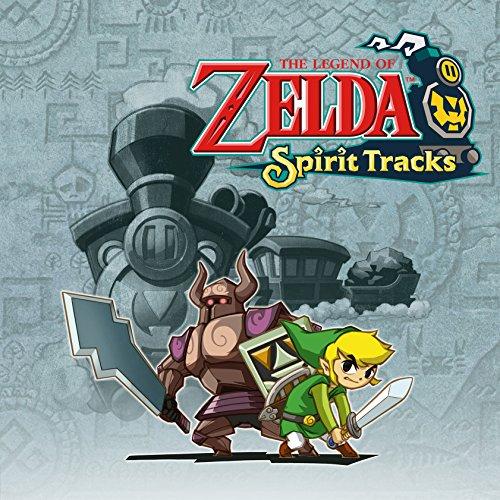 The Legend of Zelda: Spirit Tracks - Wii U [Digital Code]