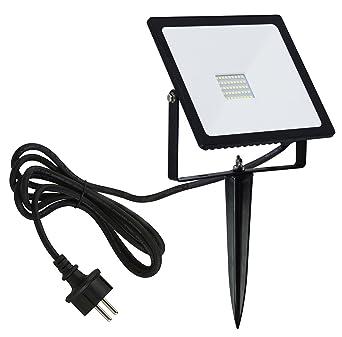 Trango 50 vatios Proyector LED para jardín Proyector para estanque ...
