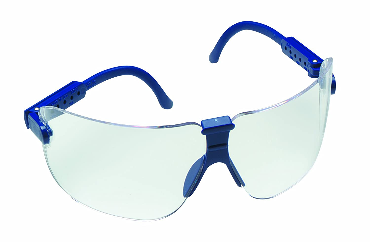 Safety Glasses, Clear, Scratch-Resistant by Jackson Safety B007IB39F2
