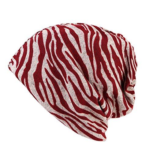 Otoño marino bufanda azul Caps Señoras Hat MASTER invierno doble uso beanie Red Pile Halloween Navidad Hat sombreros qZnqwpXP
