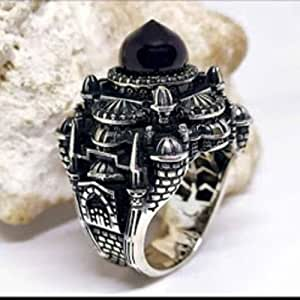 Men's Ring silver 925 size 26