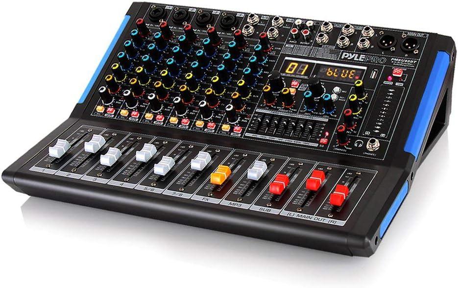 DJ Mixer PMXU88BT