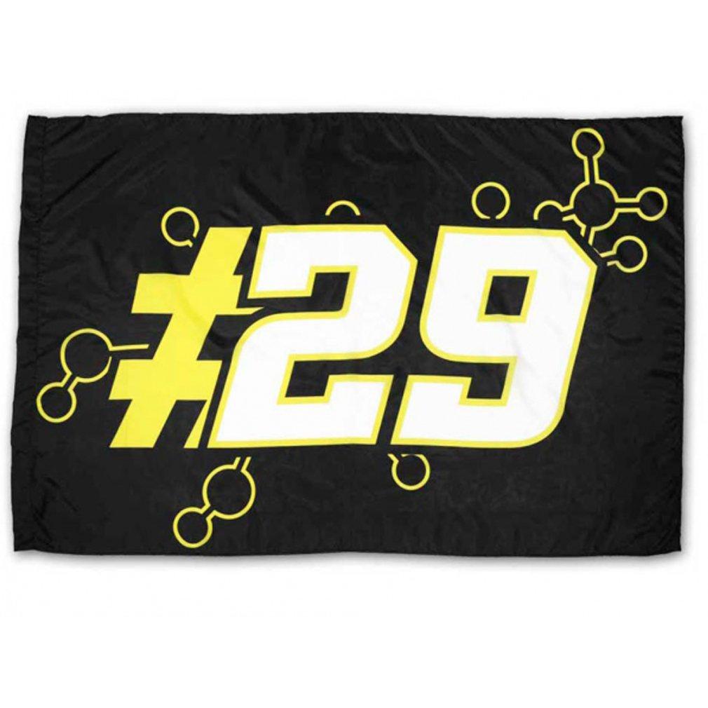 Andrea Iannone 29 Moto GP bandera oficial 2016