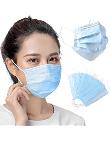 100 masque jetable medical