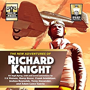 The New Adventures of Richard Knight Audiobook