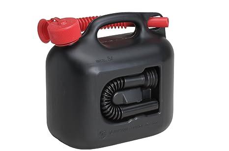 Rot 5/L Rouge h/ünersdorff GmbH 800500 Nourrices /à Carburant Premium Homologation Nu PE-HD Accessoire