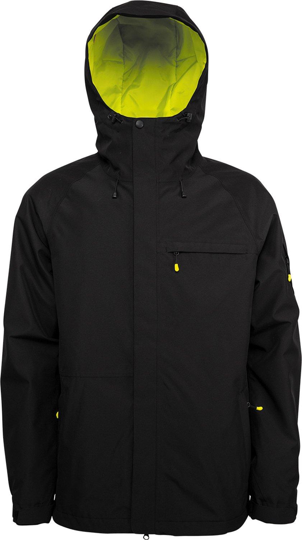 Nitro Outerwear Mtn Jacket – Men 's B072MYRHJ3 Large|ブラック ブラック Large