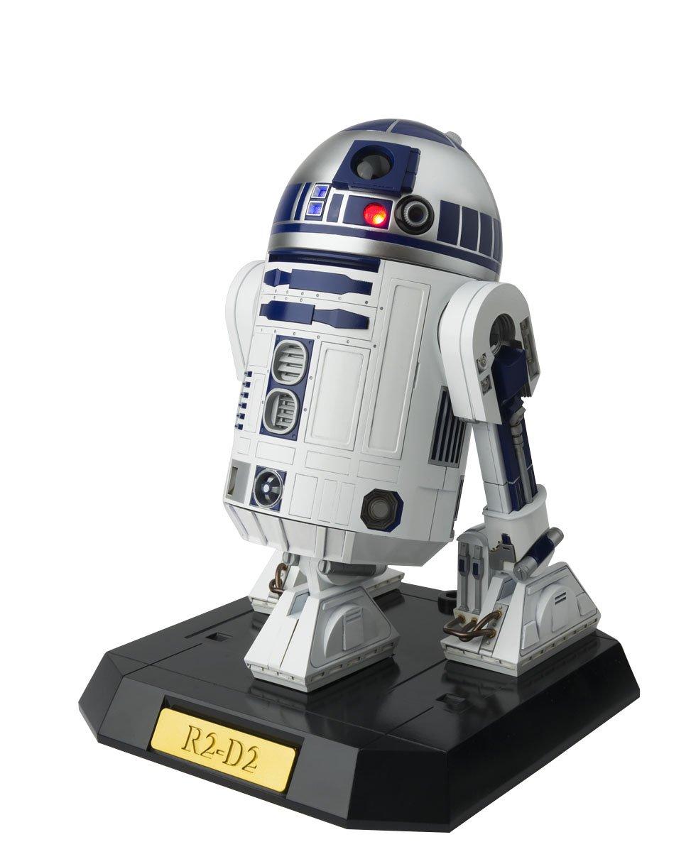 超合金×12 Perfect Model スターウォーズ R2-D2(A NEW HOPE) 約176mm ABS&ダイキャスト&PVC製 塗装済み可動フィギュア B06XSZLC9K