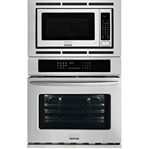 "Frigidaire FGMC2765PF FGMC2765PF-Gallery 27"" Stainless Steel Electric Combination Wall Oven-Convection"