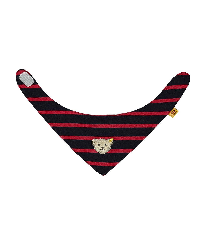 Steiff Baby Boys' Nickytuch Neckerchief Mehrfarbig (y/d Stripe 0001) One Size 6713410