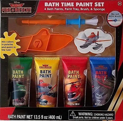 Disney Planes Fire Rescue Paint