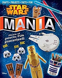 Star Wars Mania by Amanda Formaro (2015-08-18)