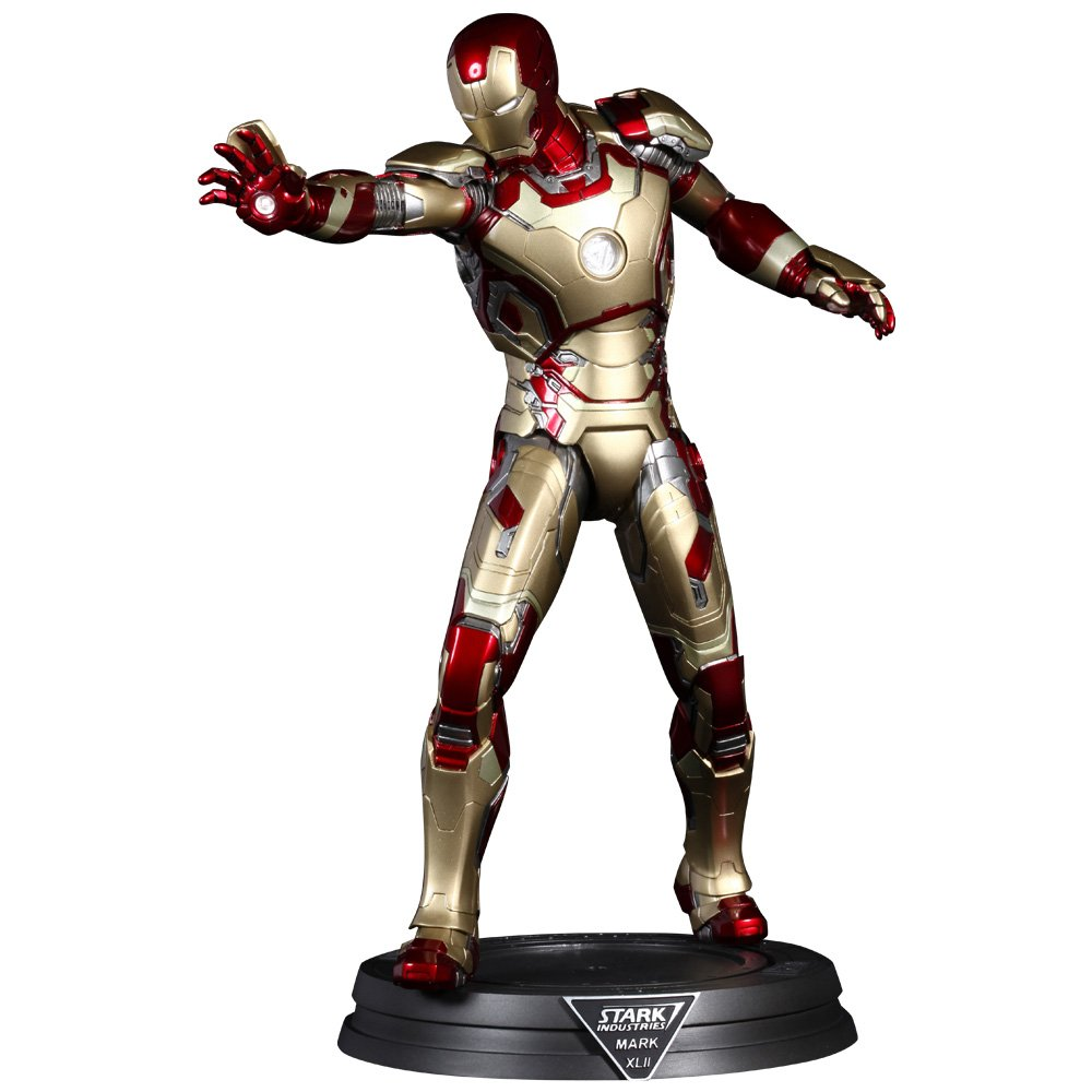 Power Pause Iron Man 3 16 Scale Limited Action Figure Iron Man