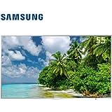 SAMSUNG 三星 55英寸 UHD画质 4K智能电视 UA55MU6700JXXZ 银灰色边框(亚马逊自营商品, 由供应商配送)