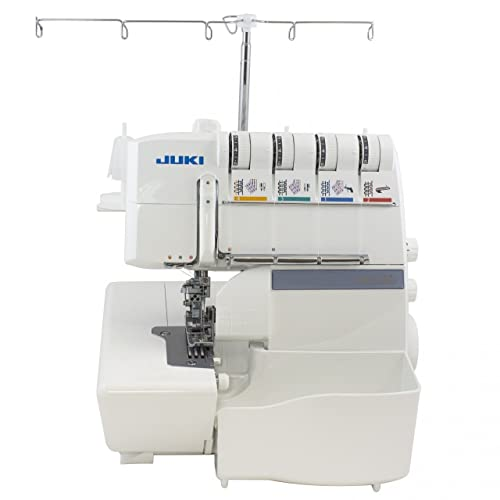 Best Serger with Coverstitch: Juki MO-735 Serger Review