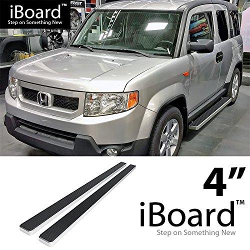 (Off Roader for 2003-2011 Honda Element Sport Utility 4-Door (Excl. SC) (Nerf Bar | Side Steps) 4