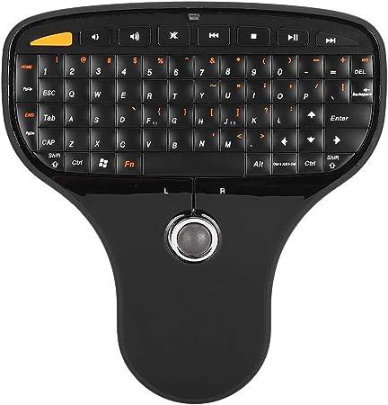 Controlador de Mouse inalámbrico con Teclado, Mini Teclado ...