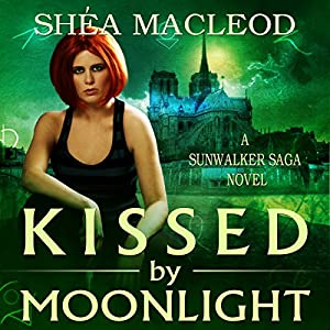 Kissed by Moonlight Audiobook