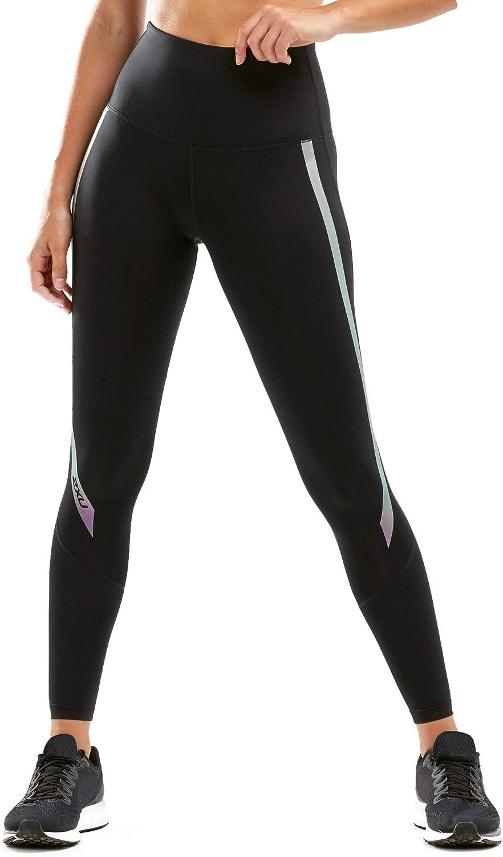 2XU Fitness Hi-Rise Women's Compressione Tights Black
