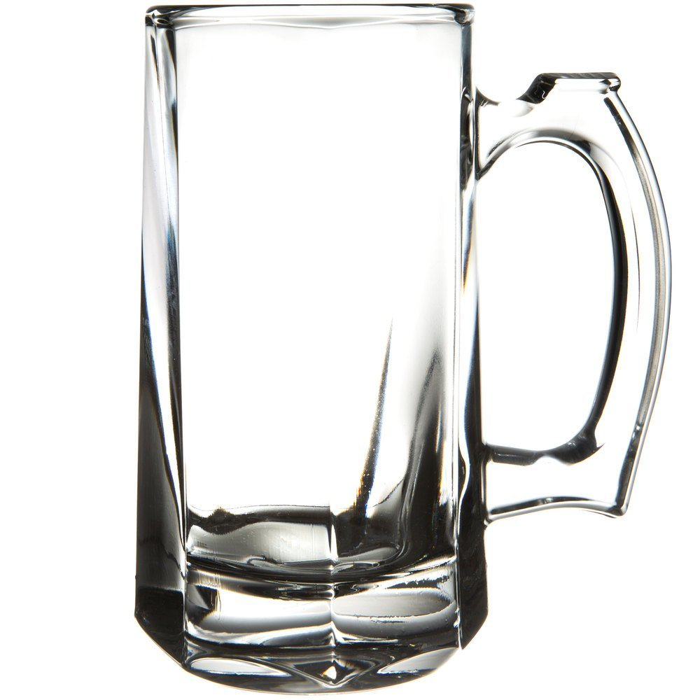 Libbey Stein Beer Glass, 12 Oz Set of -4