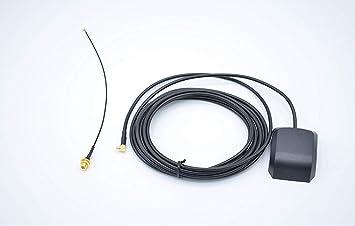 BL1 Stratux - Ampliación de antena GPS para conectar una antena GPS externa opcional