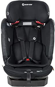MAXI COSI Titan Pro Convertible Booster Seat suitable approx. 6 months to 8 years, Nomad Black