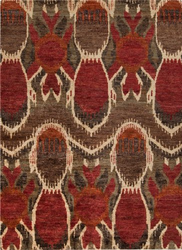 Global Accents Hemp (Surya Scarborough SCR-5130 Transitional Hand Woven 100% Hemp Stormy Sea 2' x 3' Global Accent Rug)
