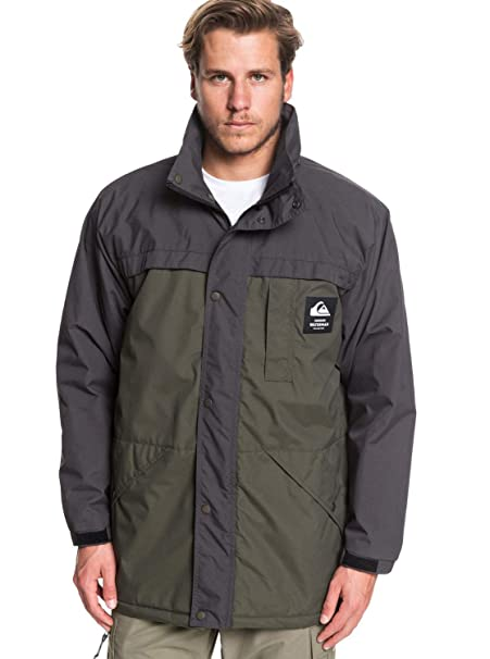 Amazon.com: Quiksilver Waterman Swell Chasers - Chaqueta ...