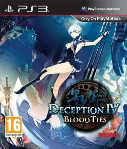 Deception IV: Blood Ties [Importación Inglesa]