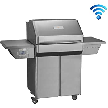 Memphis Grills Pro 28-inch Pellet Grill On Cart - Vg0001s
