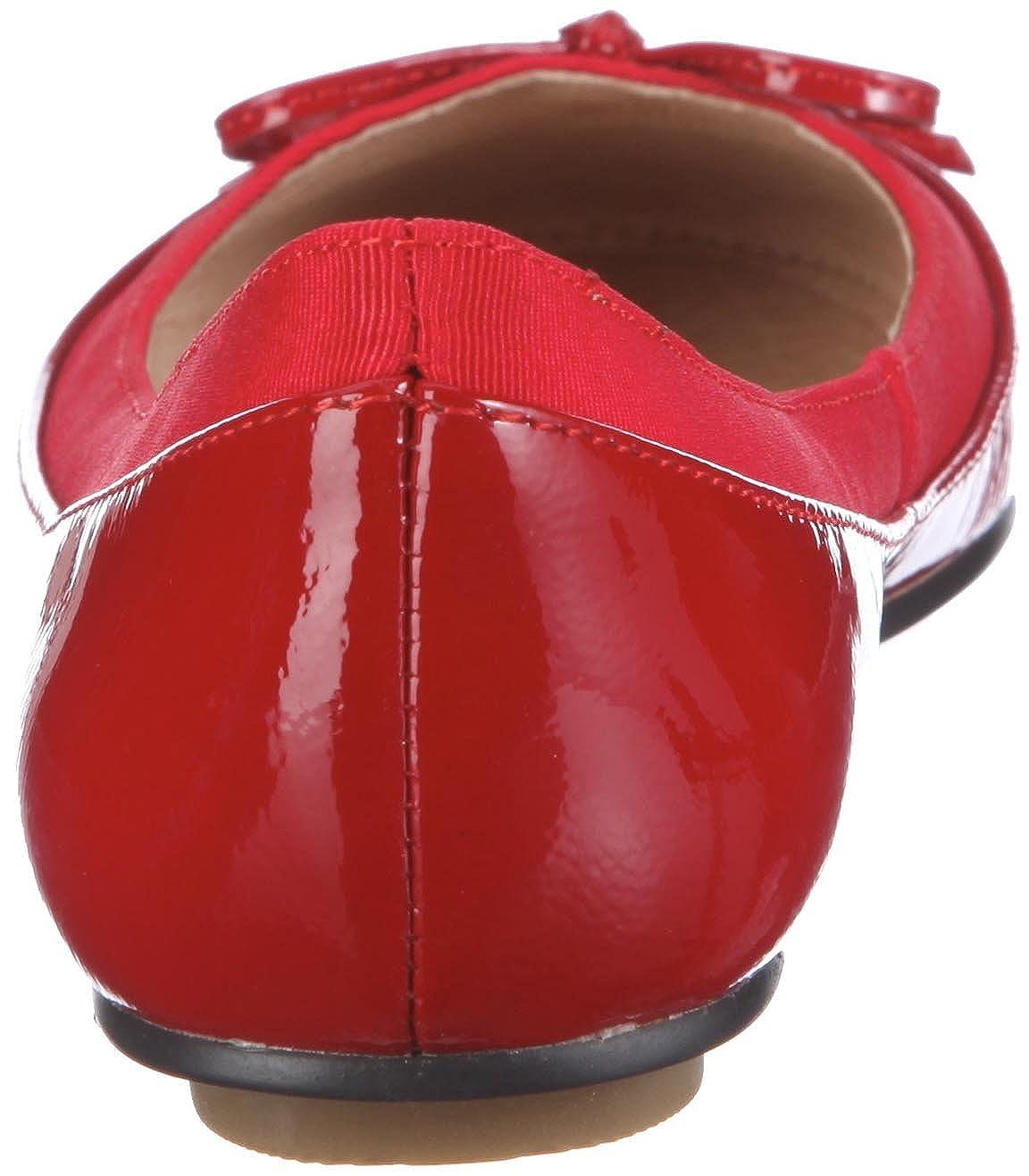 Buffalo London 207-3562 Ballerinas PATENT LEATHER 123339 Damen Ballerinas 207-3562 0fb50e