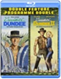 Crocodile Dundee / Crocodile Dundee II Double Feature [Blu-ray]