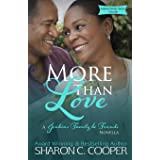 More Than Love (Jenkins Family Series)
