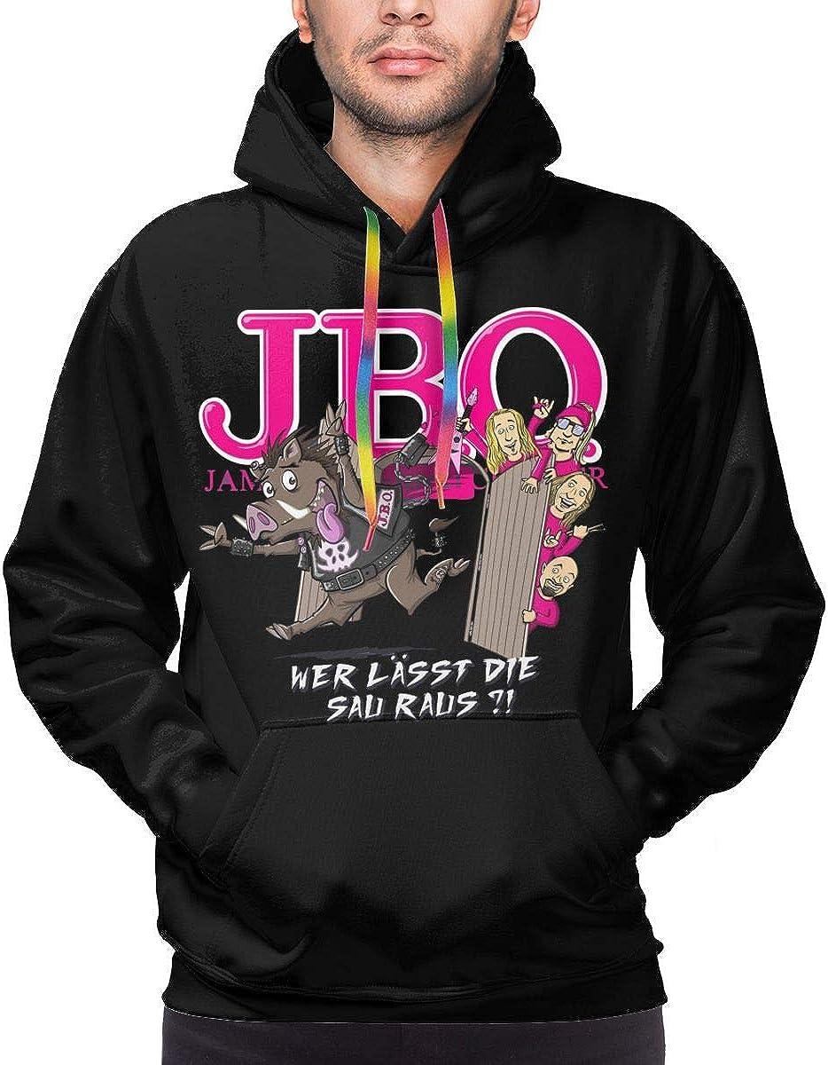 CHASIHAO JBO WER LASST DIE SAU Raus Mens Hoodie