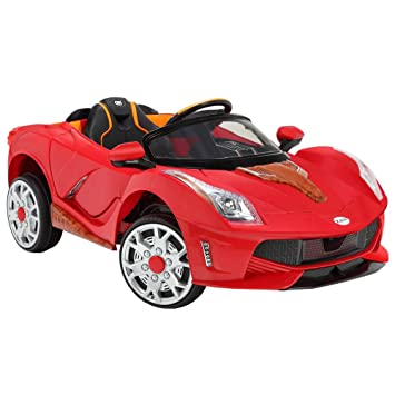 Amazon Com Zaap Sports Car 12v Ride On Kids Electric Battery Toy