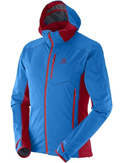 2b3c29e507f Outdoor Jacket Men Salomon Mont Baron Ws Outdoor Jacket: Amazon.co.uk:  Clothing