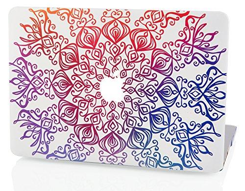 KEC MacBook Plastic Protective Colorful